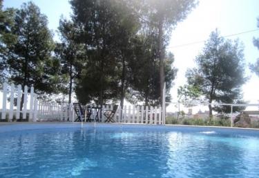Cortijo rural Las Caleras- Casa El Palomar - Almagro, Ciudad Real