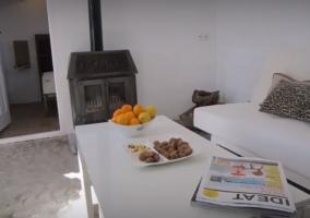 Cortijo rural Las Caleras- La Empedrada