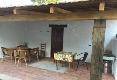 Cortijo rural Las Caleras- Casa del Porche - Almagro, Ciudad Real