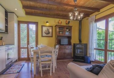 Apartamento rústico Valle de Benasque - Bisaurri, Huesca