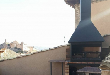 El Portal de Alquézar- Apartamentos Dúplex - Alquezar, Huesca