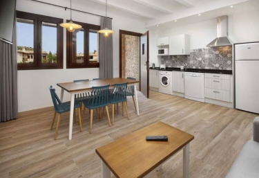 El Portal de Alquézar- Apartamentos Planta Baja - Alquezar, Huesca