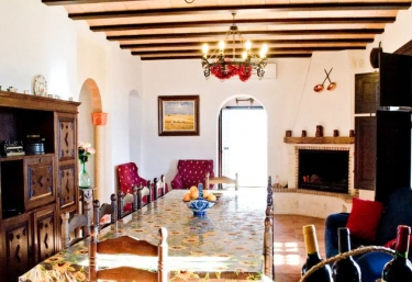 Cortijo Rural Las Gachas - El Señorito - Cuevas De Almanzora, Almería