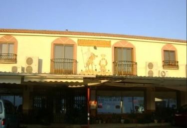 Pensión Auxilio de La Mancha - Abenojar, Ciudad Real