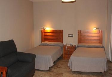 Hotel Peña Escrita - Fuencaliente, Ciudad Real