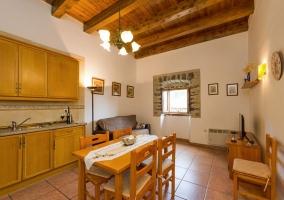 Apartamentos Casa Bara- Torreón de Ordesa