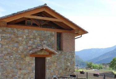El Chinebro - Valle De Bardaji, Huesca