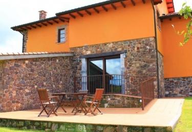 Casa La Llosa - Candas, Asturias