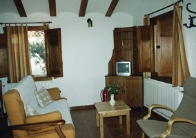 Mirador del Mundo- Casa Olivo - Yeste, Albacete
