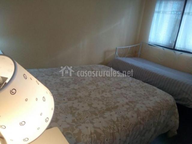 Apartamento 3 dormitorio