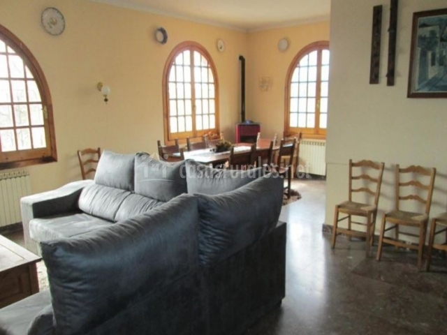 Casa Grande Sala de estar