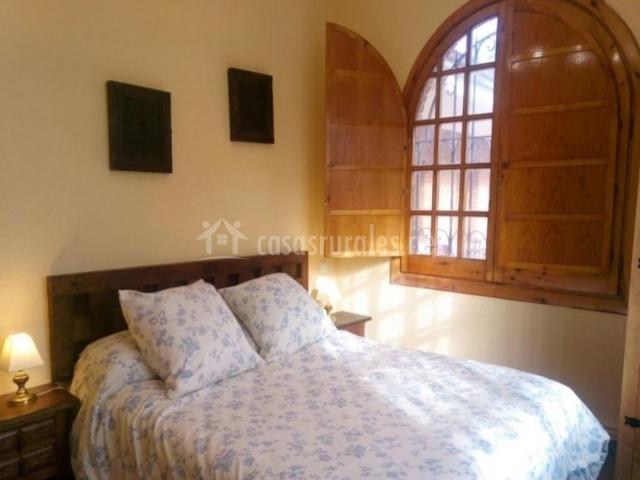 Casa Grande dormitorio