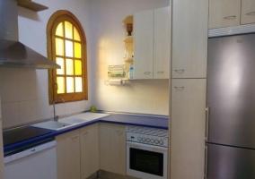 Casa Grande cocina y vitro