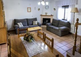 Molino sala de estar