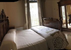 Senorial dormitorio de matrimonio