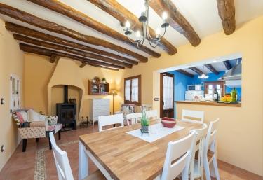 Casa Guzmán - Ballobar, Huesca