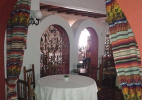 Restaurante del alojamiento