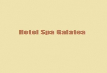 Hotel Spa Galatea - Ossa De Montiel, Albacete