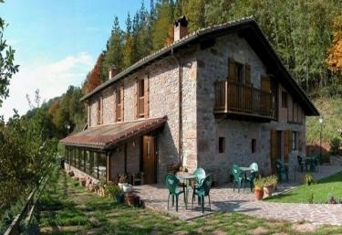 Casa Juanillo - Errazu/erratzu, Navarra
