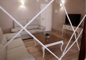 Deluxe doble con sala de estar equipada