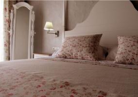Suite 1 con cama amplia