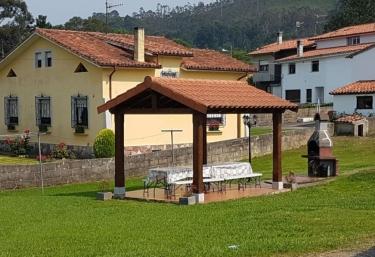 Casa de aldea La Llosa - Villahormes, Asturias