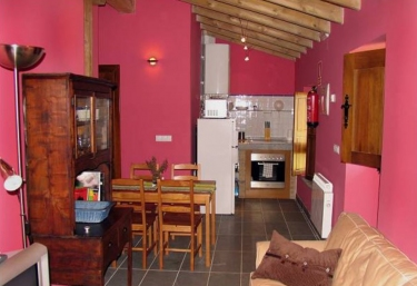 Braña La Peral- Apartamento Superior - Puerto (Somiedo), Asturias