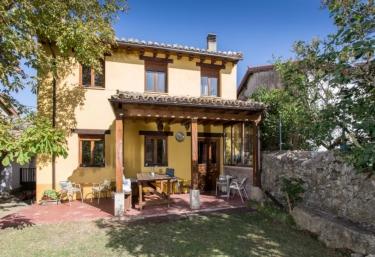 Casa rural El Hidalgo - Amaya, Burgos