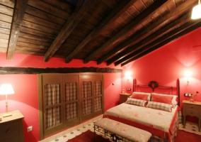 Apartamentos El Zarzo- Rojo