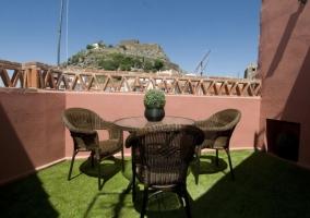 Casas rurales Pitogordo- Suite