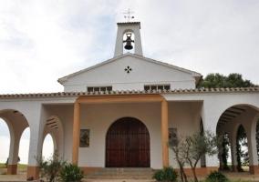Zona centro y la iglesia