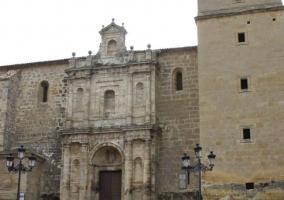 Zona centro con el patrimonio