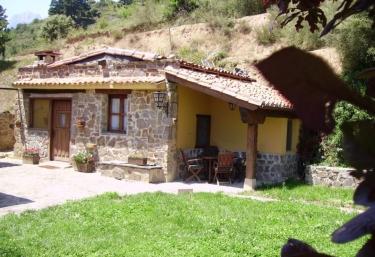 Alojamientos Aravalle- La Cabaña - Castro cillorigo, Cantabria
