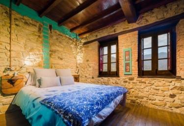 Casas de Aldea La Vallicuerra- La Carbayu - Mieres, Asturias