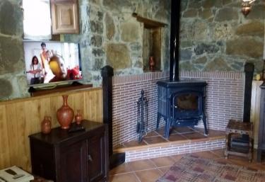 Casas rurales con chimenea en tene for Casa rural con chimenea asturias