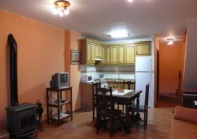 Apartamentos La Cantera- María