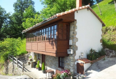 El Corquieu de la Cava - San Feliz (Piloña), Asturias