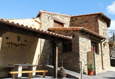 Apartamento rural El Peral - Caminomorisco, Cáceres