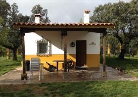 Casas rurales Majalón- Casa Carreteros
