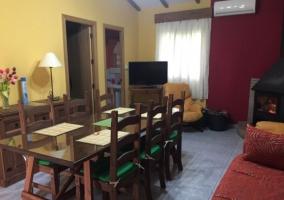 Casas rurales Majalón- Casa Tomillares