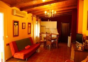 Casas rurales Majalón- Casa Las Flores