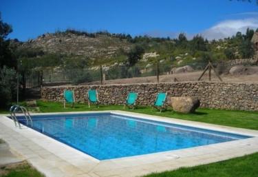 Casa rural Soto de Nisa - Aceña La Borrega, Cáceres