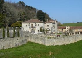 Zona del Palacio