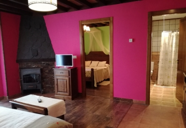 1 dormitorio- Luna de Vilar - Ribeira De Piquin (Capitalidad), Lugo