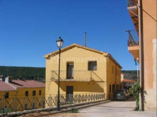 Apartamentos miguel angel 3 en beteta cuenca - Casa rural beteta ...
