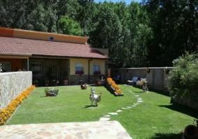 El Jardín Casa de Loli