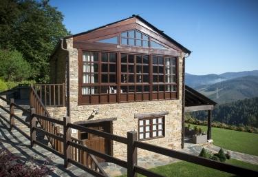 Casona de Labrada- Casa 1 - Conforto, Lugo