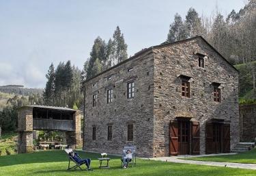 Casona de Labrada- Casa 2 - Conforto, Lugo