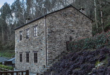 Casona de Labrada- Casa 3 - Conforto, Lugo