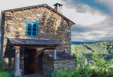 Casa Quitapenas - Trabada (Casco Urbano), Lugo